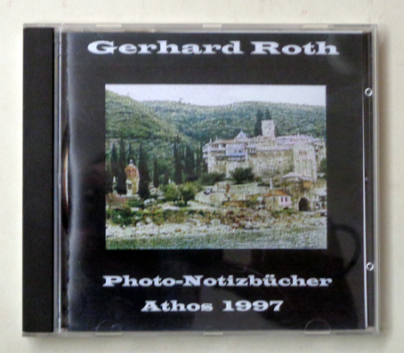 Die Photo-Notizbücher CD