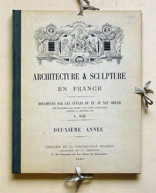 Architecture & Sculpure en France
