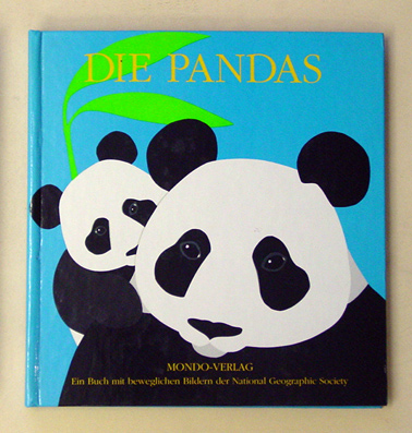 Die Pandas. (Pop-up)