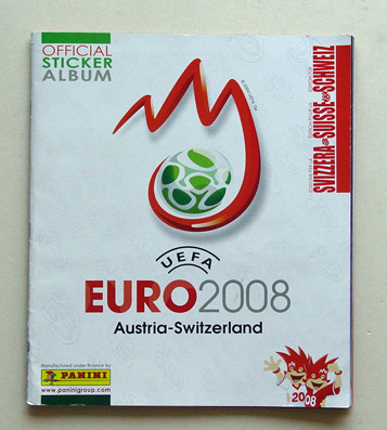 Euro 2008 - Austria-Switzerland